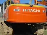 Used 2007 Hitachi Zx