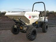 New Terex TA35 in Be
