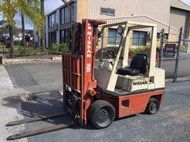 Used Nissan FG25 in