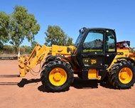 Used JCB 530-70 Farm