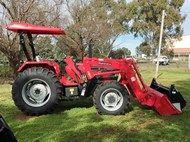 Used Mahindra 8000 i