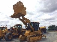 2010 Caterpillar 963D Waste Han