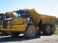 Used 2008 Bell B50D