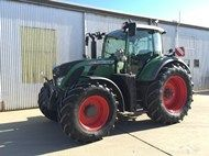 Used 2014 Fendt 720