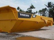 Used Volvo A40F Dump