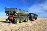 2014 Richiger T32R & T24R Grain