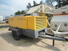 2009 ATLAS COPCO XAS750CD6