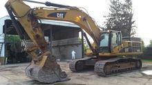 2007 CAT 345C L