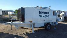 2015 SCHWING SP4800