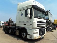 2007 DAF XF 105.460 Superspace