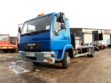 Used MAN LE Truck for sale in United Kingdom | Machinio