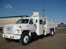Used 1992 FORD F800