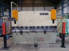 1994 SAFAN 110 ton x 3000mm CNC