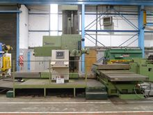 1985 TOS WHN134B 5 Axis CNC Hor
