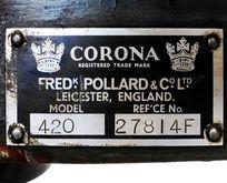 """POLLARD 420 3'6"""" / 1067mm Radia"""