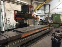 MTE BF3200 CNC Bed Miller with