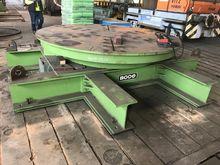 BODE TT2000 100 Ton Welding Pos