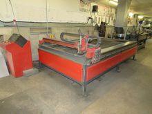 TURNER & FOWLER 40 Amp CNC Bed