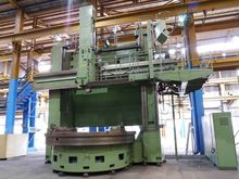 1965 SCHIESS 4000mm Swing, 2 Ax