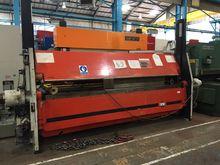 RAS 74-30 3200mm x 4mm CNC Fold