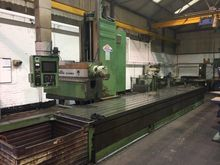 BUTLER ELGAMILL HE CNC Bed Mill