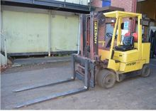 2003 HYSTER S5.5D XMS Gas Power