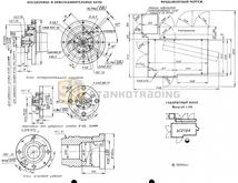 Bevel gear hobbing machine for