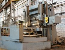 Vertical lathe 1L532, turning d