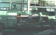 Horizontal hobber SCHIESS model