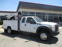 2011 FORD F450 SD