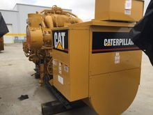 1300 kW Caterpillar G3516 Natur