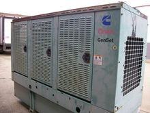 100 kW Cummins Onan Diesel