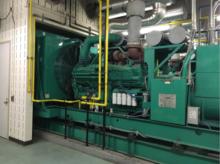 Used (4) 1500 kW Cum