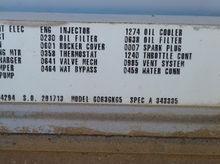 255 kW Spectrum Natural Gas Gen