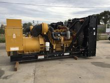 810 kW Caterpillar C32 – 6 unit