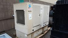 60 kW Cummins Diesel Generator