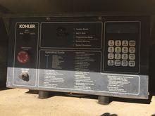 135 kW Kohler/John Deere Diesel