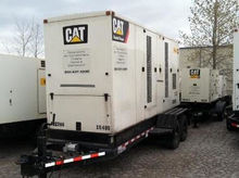 Used 400 kW Caterpil