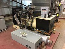 125 kW Kohler / GM Vortec 8.1L