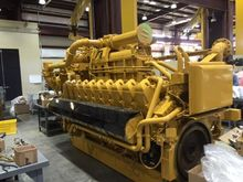 1600 kW Caterpillar G3520 Landf