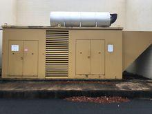 1250 kW CAT 3512 Diesel Generat