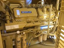 500 kW Caterpillar 3412 Diesel