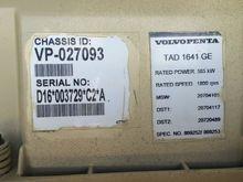 475 kW Kohler / Volvo Penta Die