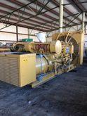 1100 kW Prime rated CAT 3512 Di