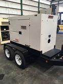 30 kW Multiquip Portable Diesel