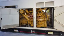 Used 750 KW CAT 3412