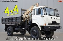 Used 1982 Daf 1800 i