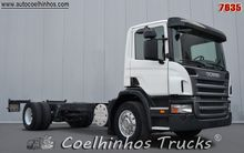 Used 2009 Scania P 2