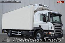 2007 Scania P 230 - c/ caixa Fr