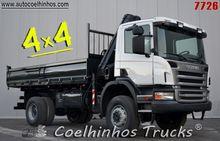 Used 2006 Scania P 3